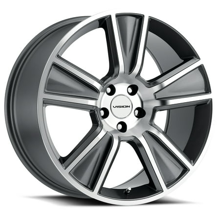 Anthracite Painted Wheels - 20