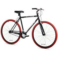Kent 700c Thruster Fixie Men's Bike (Black/Red)