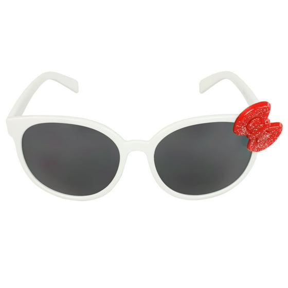 81764c4f5e42 MLC Eyewear - Retro Oval Fashion Sunglasses White Frame Smoke Lenses ...