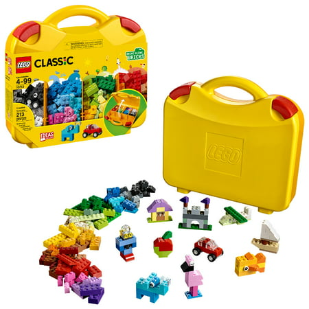 LEGO Classic Creative Suitcase 10713 (213 Pieces) Building Toy
