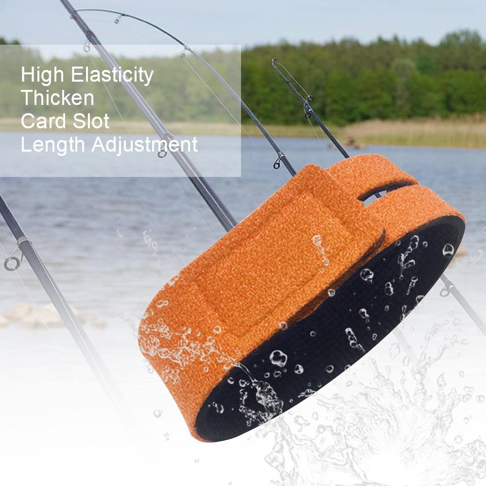 Multicolor Diving Materials Non-slip Hot Fishing Rod Tie Holder Stick Bandage