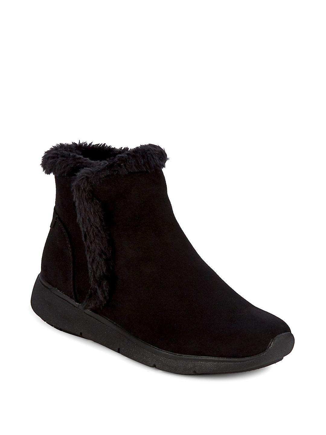 Therefore Faux Fur Boots