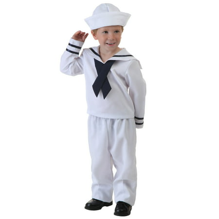 Toddler Sailor Costume (Spirit Halloween Sailor Costume)