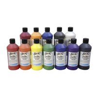SAX 1572473 True Flow Pint Acrylic Paint - Set of 12