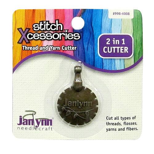 Janlynn Cross-Stitch Thread Cutter