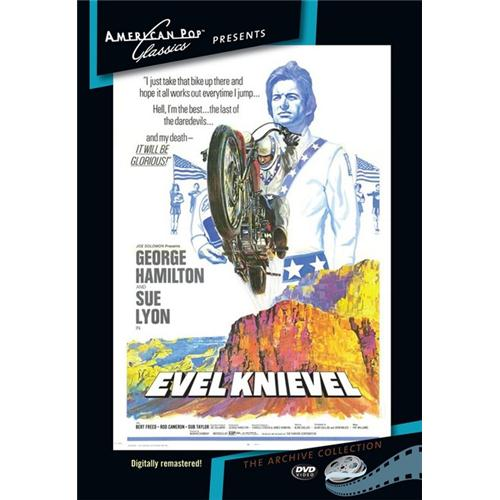 Evel Knievel DVD Movie 1971