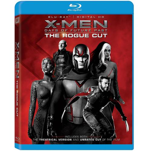 X-Men: Days Of Future Past - The Rogue Cut (Blu-ray) (With INSTAWATCH) (Widescreen)