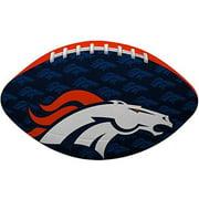 Denver Broncos Gridiron Junior Size Football by Rawlings