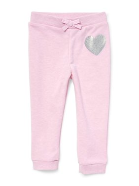 The Children's Place Active Graphic Jogger Pants (Baby Girls & Toddler Girls)