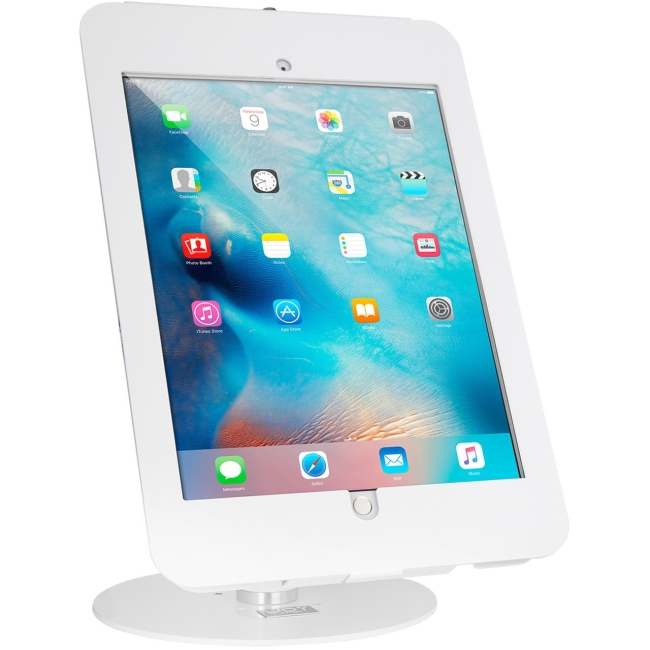 The Joy Factory KAA302W Elevate II Countertop Kiosk for iPad Pro 12.9 (White)