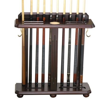 Signature Traditional Billiard Cue Stand Traditional (Earl Strickland Signature Cue)