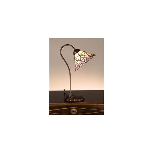 Meyda Tiffany 26590 Tiffany Single Light Desk Lamp