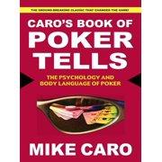 Caro's Book of Poker Tells - eBook