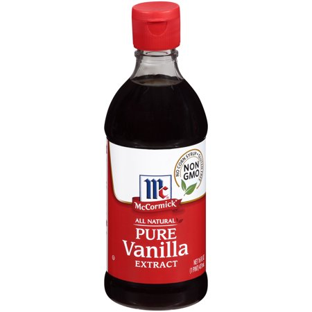 - McCormick All Natural Pure Vanilla Extract, 16 fl oz