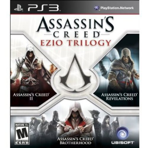 Assassin's Creed Ezio Trilogy (PS3)