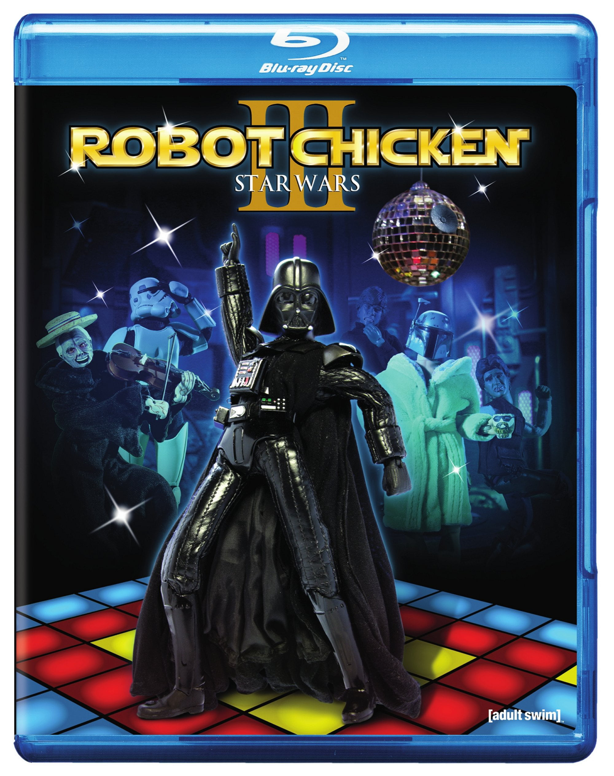 Robot Chicken Star Wars: Episode III (Blu-ray) by WARNER HOME ENTERTAINMENT