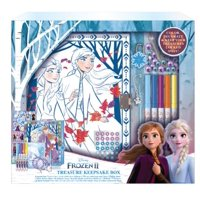 Disney Frozen 2 Keepsake Box with Lock & Keys