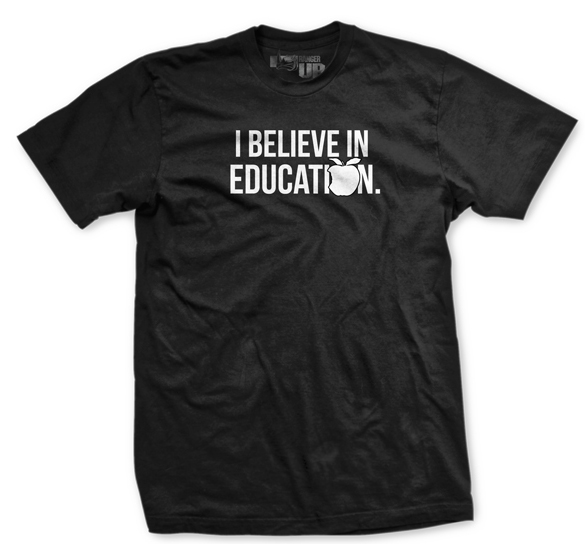Ranger Up Experience Is The Real Teacher T-Shirt - Black