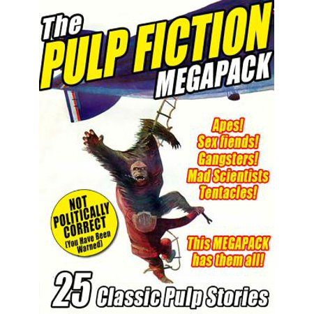 The Pulp Fiction Megapack - - Mia Wallace Pulp Fiction