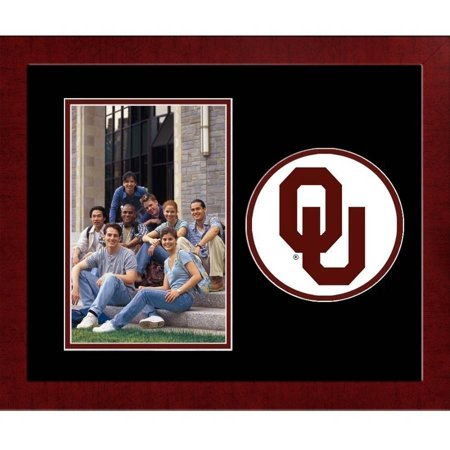 Oklahoma Sooners Spirit Photo Frame - Oklahoma Sooners Photo
