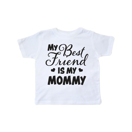 My Best Friend is My Mommy with Hearts Toddler
