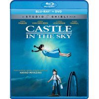 Castle in the Sky on Blu-ray [2 Discs] [1986]