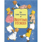My Little Treasury of Bedtime Stories (Hardcover)
