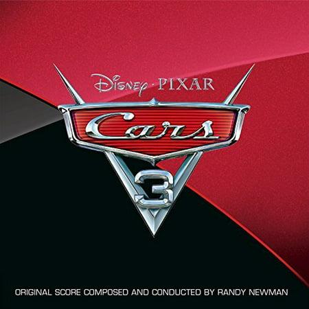 Cars 3 Soundtrack (CD)