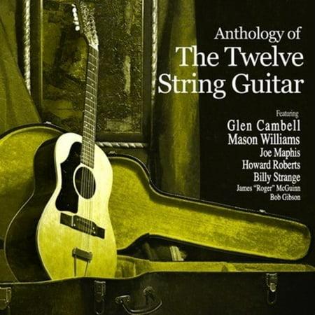 Anthology of the Twelve String Guitar (CD)