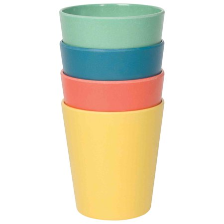 Now Designs Ecologie Cups Fiesta, Set of Four