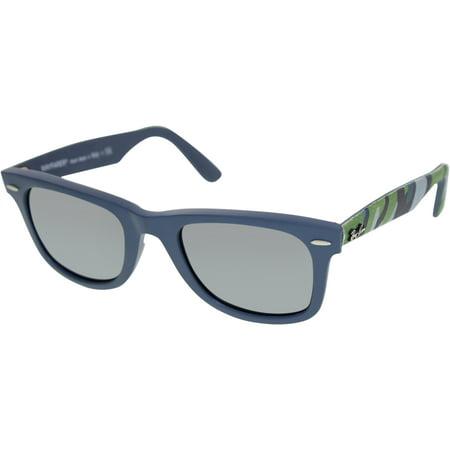 Ray-Ban Original Wayfarer Urban Camouflage Unisex Sunglasses, RB2140-606140-50