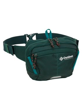 Outdoor Products Essential Waist Pack Fanny Pack Green