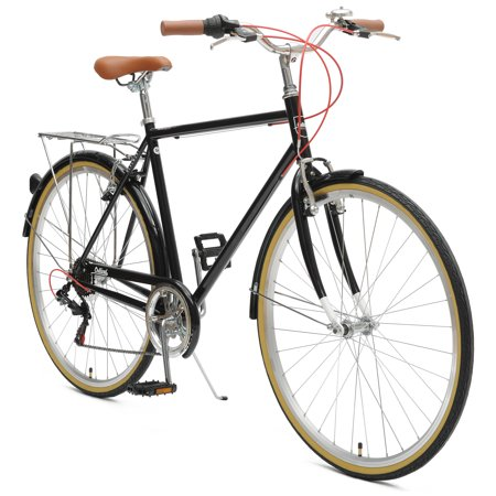 Critical Cycles Beaumont-7 Lady's Seven-Speed City Bike