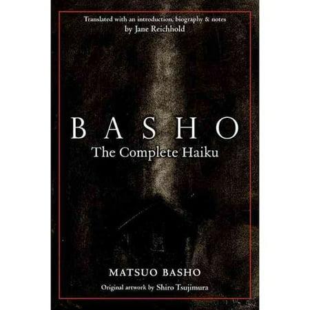 Basho: The Complete Haiku by