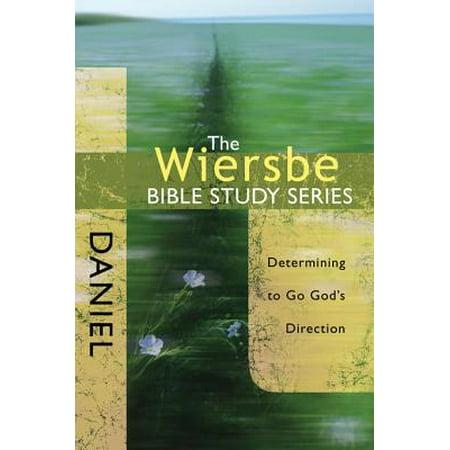 The Wiersbe Bible Study Series: Daniel - (Daniel Smith Series)