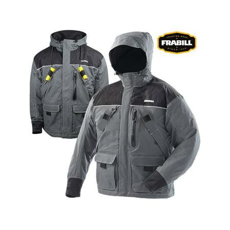 Frabill I2 Series Jacket (S)- Dark Gray