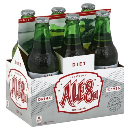 Image of Ale 8 One Diet 6 pack 12oz