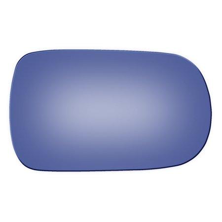 Burco 7105 Right Side Mirror Glass for Infiniti G20, Van, Nissan 240SX, 300ZX