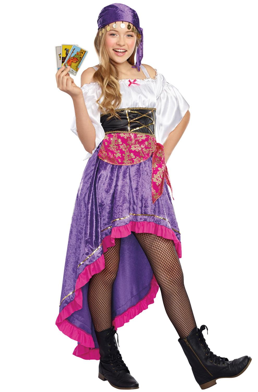 sc 1 st  Walmart & Gypsy Magic Child Costume - Walmart.com