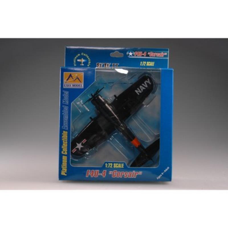 Easy Model 1:72 - F4u-4 Corsair - Miami Nas Usnr