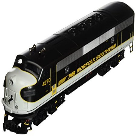 Williams By Bachmann Trains F3 Scale Diesel Locomotive Set   Norfolk Southern   Executive Train   O Scale