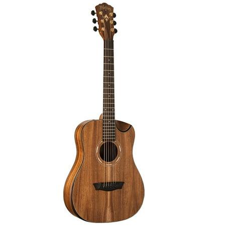 Dreadnought Guitar Size : washburn confort mini 7 8 size dreadnought acoustic guitar ~ Hamham.info Haus und Dekorationen
