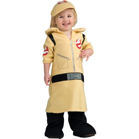 Ghostbusters Infant Girls Costume - Infant Ghostbuster Costume