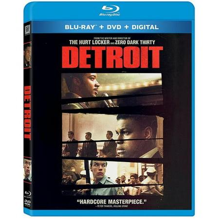 Detroit  Blu Ray   Dvd   Digital