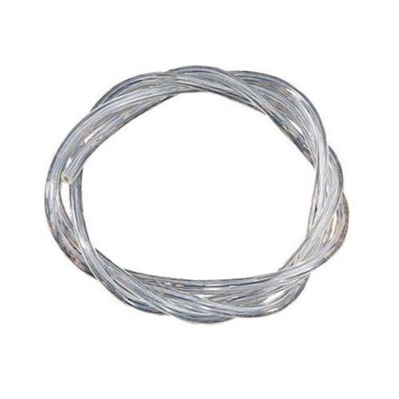Helix Racing Products 316-5166 Colored Fuel Line - 3/16in. x 5/16in. 3ft. - Clear Clear Colored Fuel Line