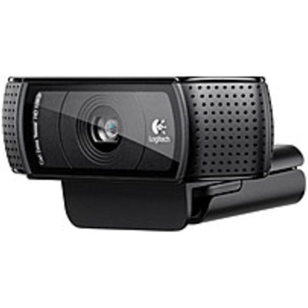 LOGITECH HD WEBCAM V-U0028 860-000334