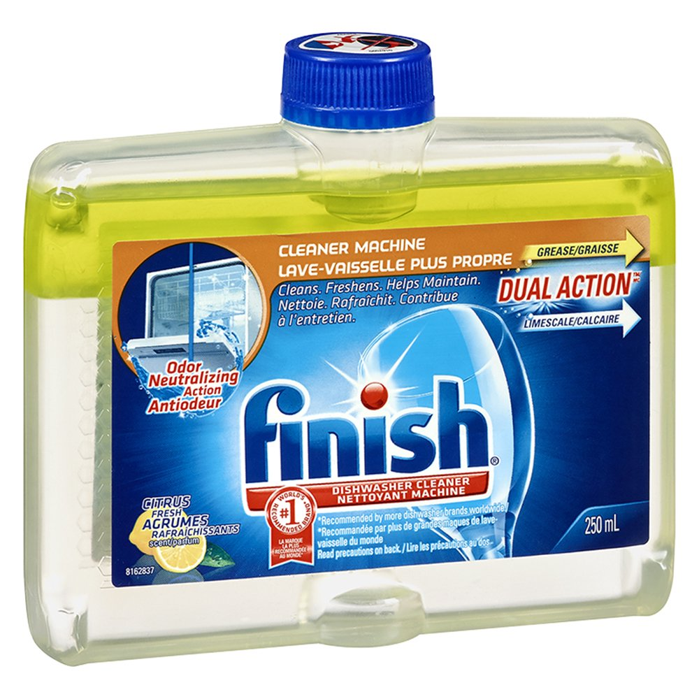 Entretien Du Lave Vaisselle dishwasher cleaner - citrus fresh - 250mlfinish