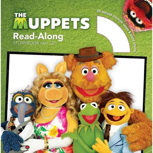 The Muppets Read-Along Storybook [With CD (Audio)]