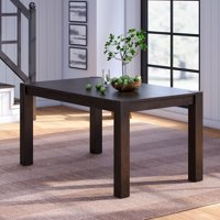 Better Homes & Gardens Bryant Dining Table, Deep Coffee Finish