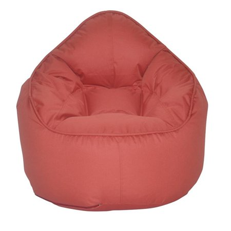 (Set of 2) Bean Bag Chair in Red and Purple - image 1 de 5